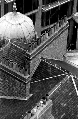 Los tejados de Londres