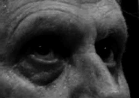 Los ojos de Ratzinguer