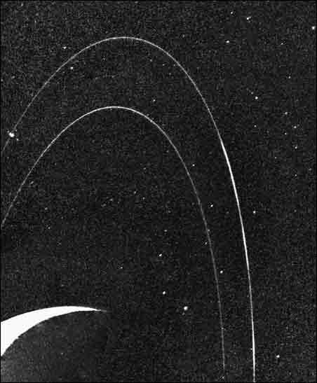 Los anillos de Neptuno están desapareciendo