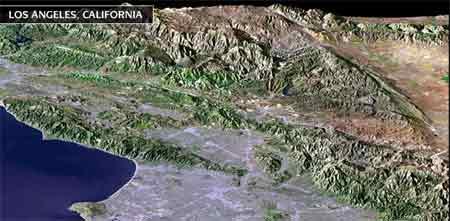 La Tierra en 3D